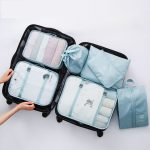 Set Packing Cubes For Suitcase