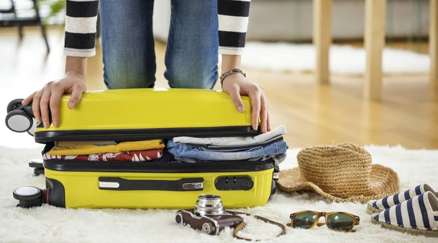 7 Tips For Making Your Suitcase Lighter
