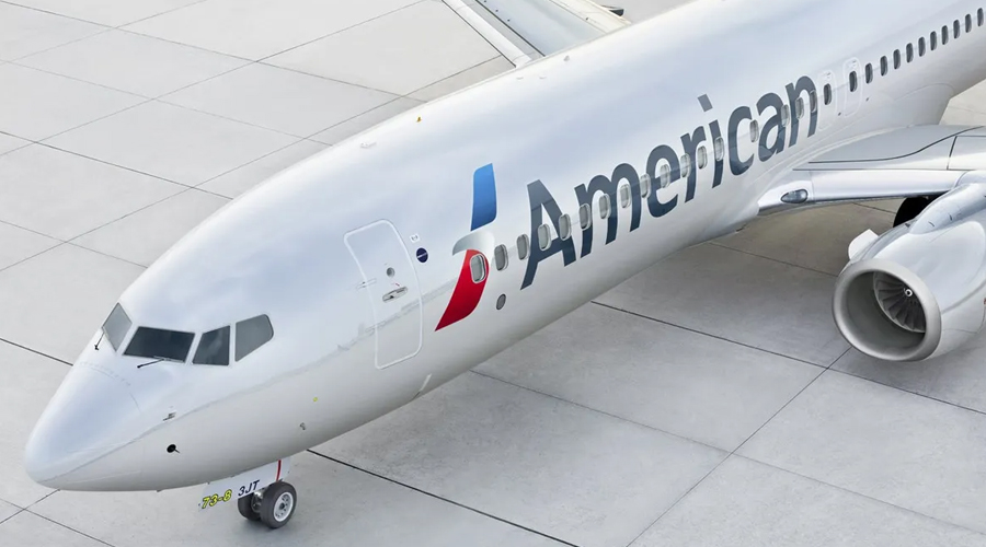 American Airlines Flight Delayed After Teens Refuse To Wear Face Masks
