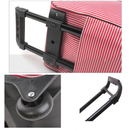 Carry-On Bag With Pull Rod