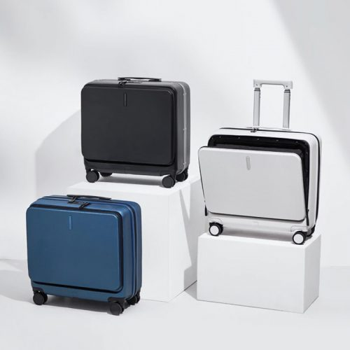 Carry On Suitcase With Laptop Pocket