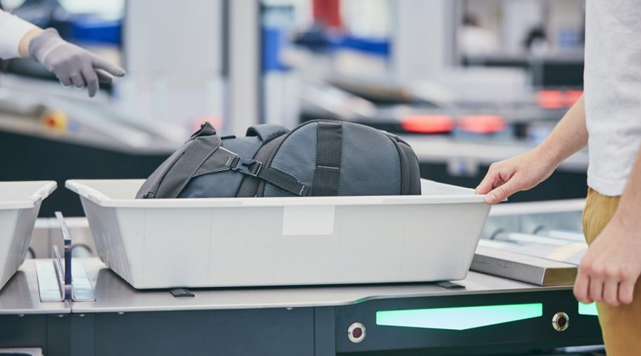 Could We Someday Leave Liquids And Laptops In Our Bags At Airport Security?