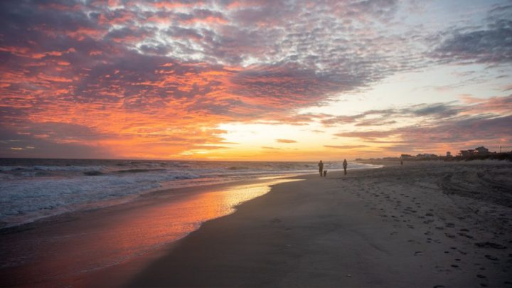 Fall Beach Trips Are Rising In Popularity This Year, According To Vrbo