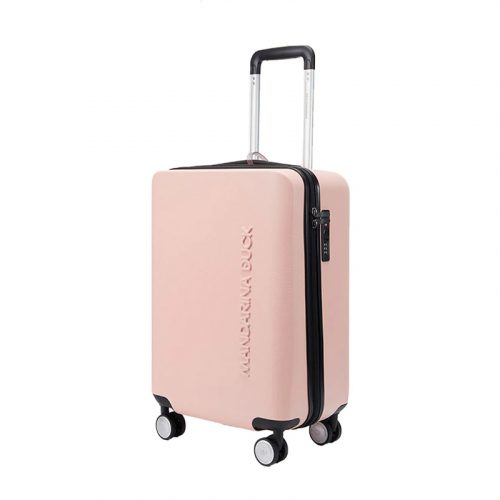 Lightweight Rolling PC Suitcase