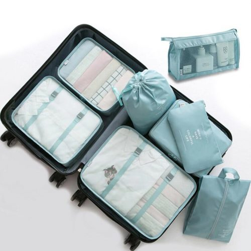 Multifunction Travel Packing Cubes