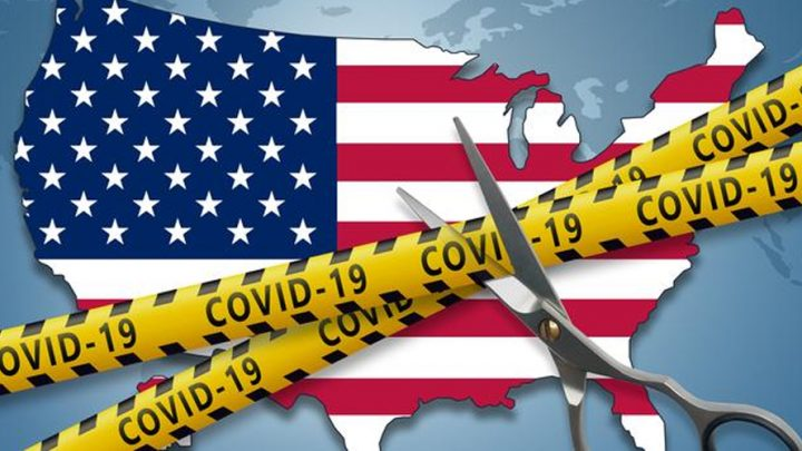 US Working to Ease COVID-19 Related Travel Restrictions