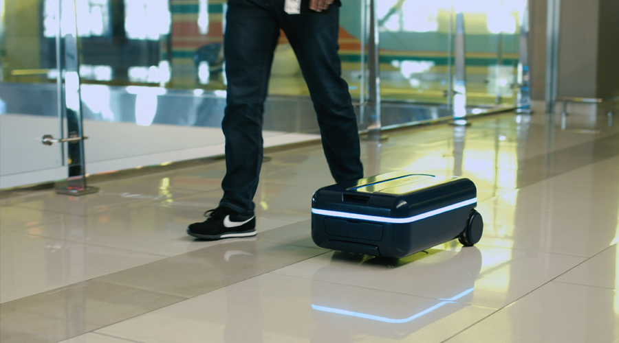 Five Teenagers Invented the Perfect Suitcase