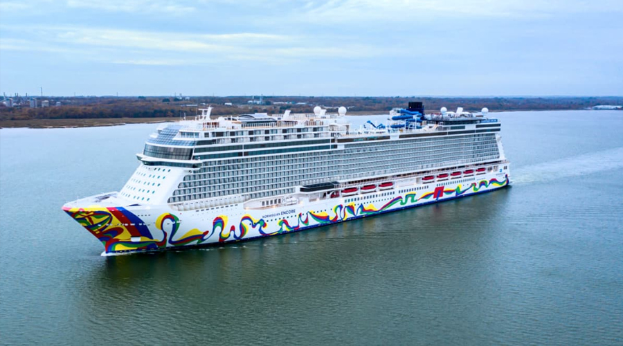 NCL Resumes US Cruising With Norwegian Encore From Seattle